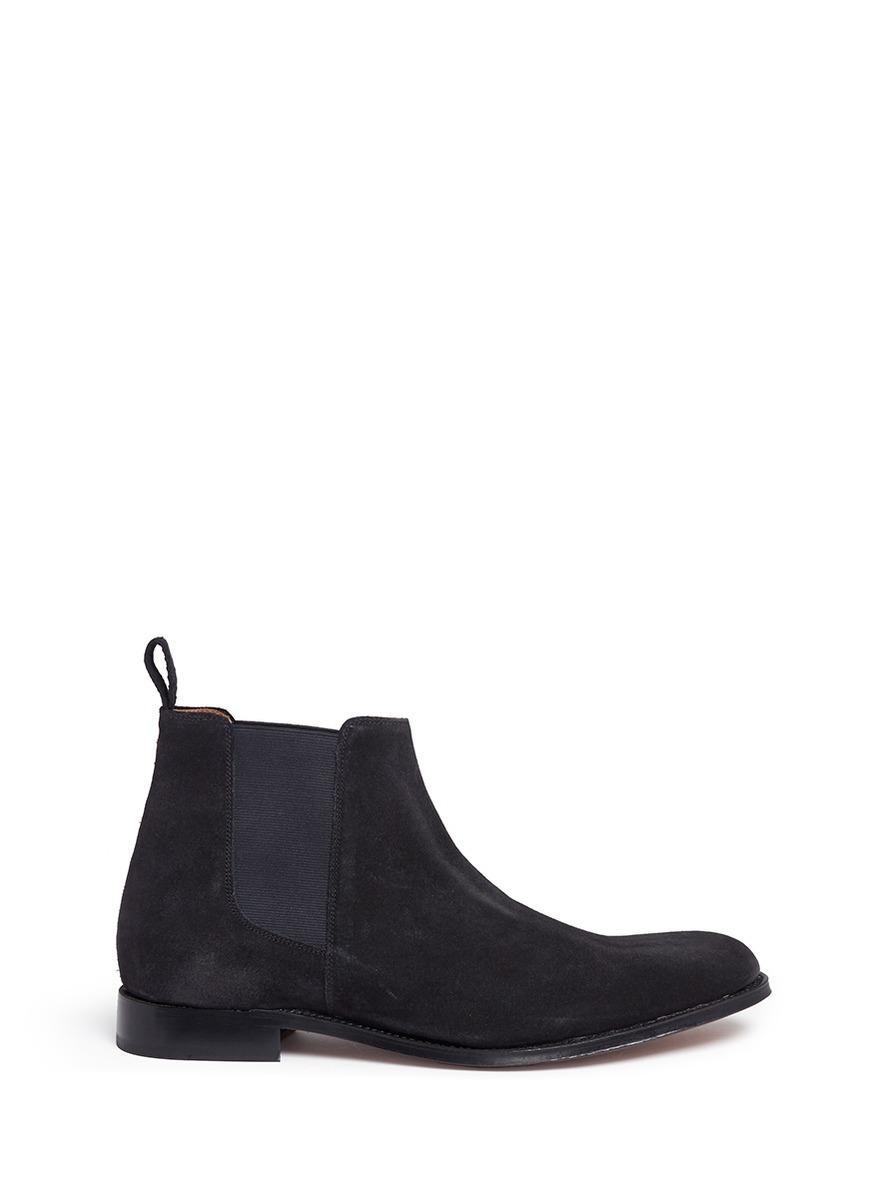 b73579b2f79 'Declan' Suede Chelsea Boots