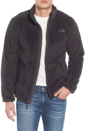 9af626069 The North Face Campshire Zip Fleece Jacket In Granite Bluff Tan ...