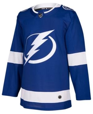 Adidas Originals Adidas Men's Tampa Bay Lightning Authentic Pro Jersey In Darkblue