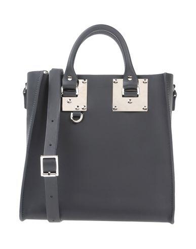 Sophie Hulme Handbag In Black