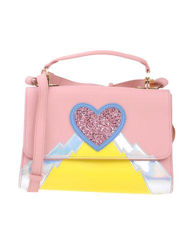 Sophie Hulme Handbag In Pink