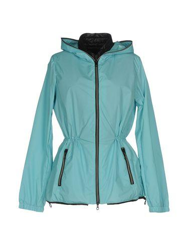 Duvetica Down Jacket In Turquoise