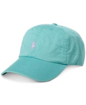 9eb31fdb56339 Polo Ralph Lauren Men s Classic Sports Cap In Bayside Green