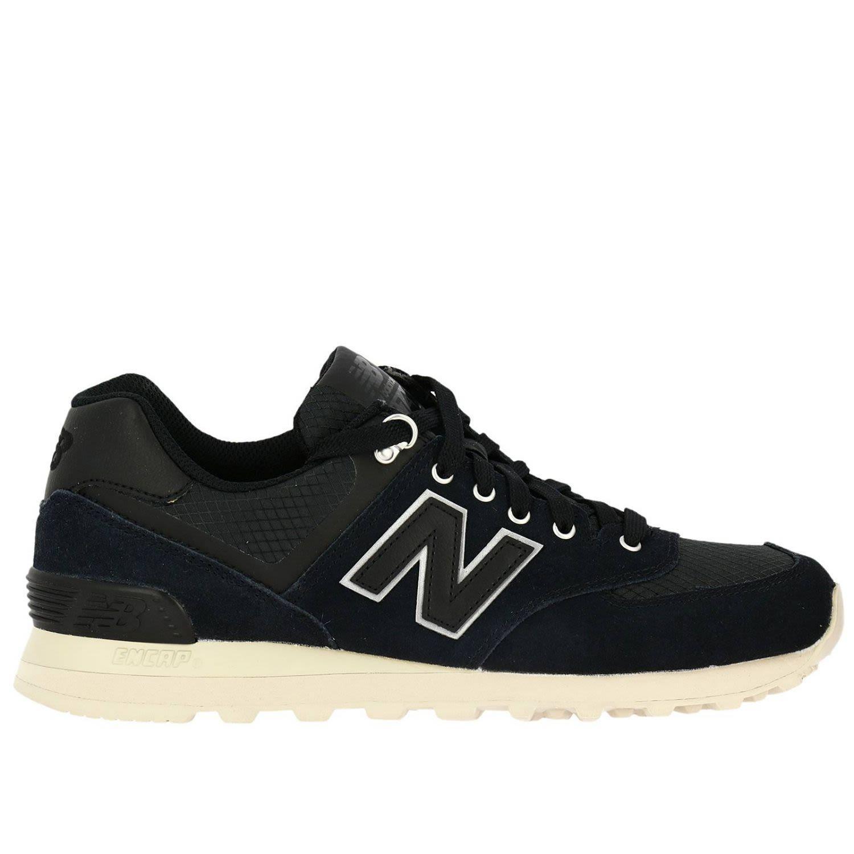 574 Activist New Balance Outdoor In BlackModesens Sneaker kiOuXPZ