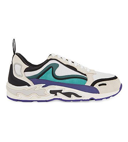 5ebf3d2d84 Sandro Flame Sneakers In Purple