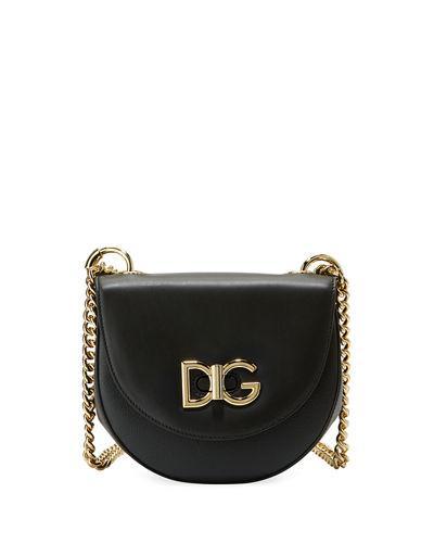 8058d659954f Dolce & Gabbana Shoulder Bag Wifi Medium In Pink Leather | ModeSens