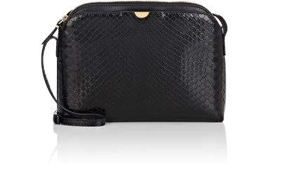 05ca1029c The Row Patent Leather Multi Pouch Crossbody Bag In Black   ModeSens