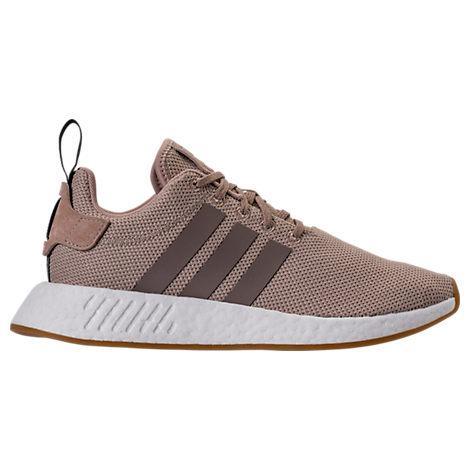 66553496d Adidas Originals Nmd R2 Sneakers In Beige By9916 - Beige In Brown ...