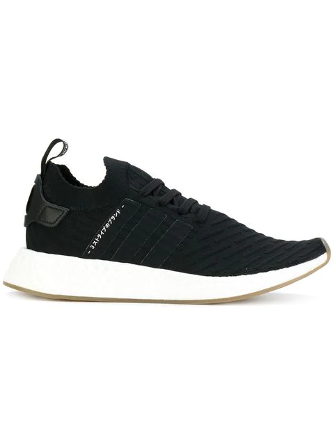 ffe07c877e3a ADIDAS ORIGINALS. Adidas Men s Nmd R2 Casual Sneakers From Finish Line in  Black