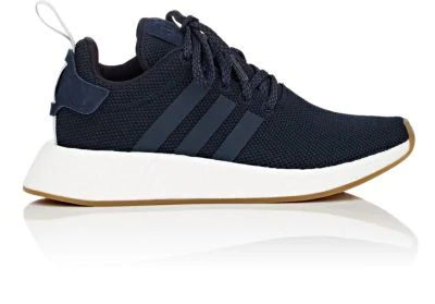 1c3961cd357be Adidas Originals Adidas Women s Nmd R2 Casual Sneakers From Finish Line In  Navy