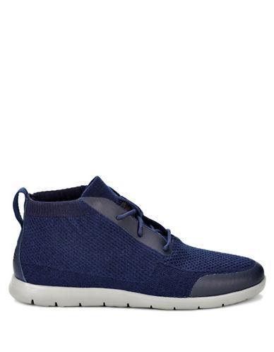 Ugg Freamon Wp Chukka Boots-blue