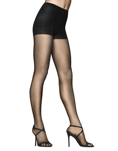 Donna Karan Ultra Sheer Control Top-off Black
