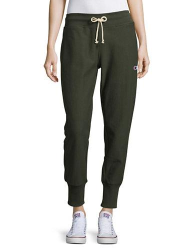 Champion Reverse Weave Tapered Joggers-green