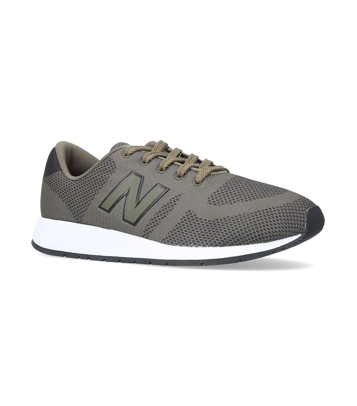 New Balance 420 Hybrid Sneakers In Green