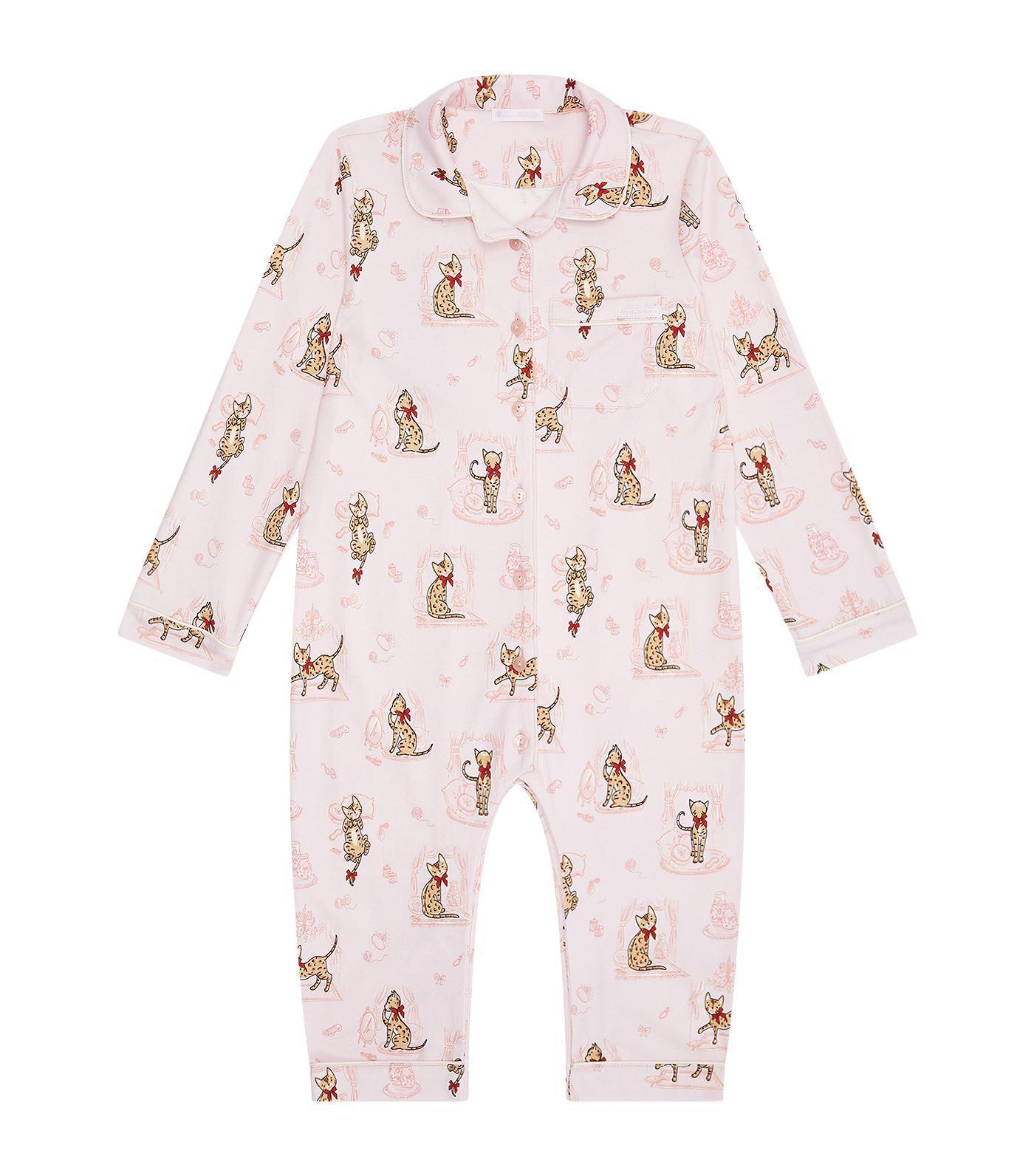 Dolce & Gabbana Pyjama Playsuit In Multi