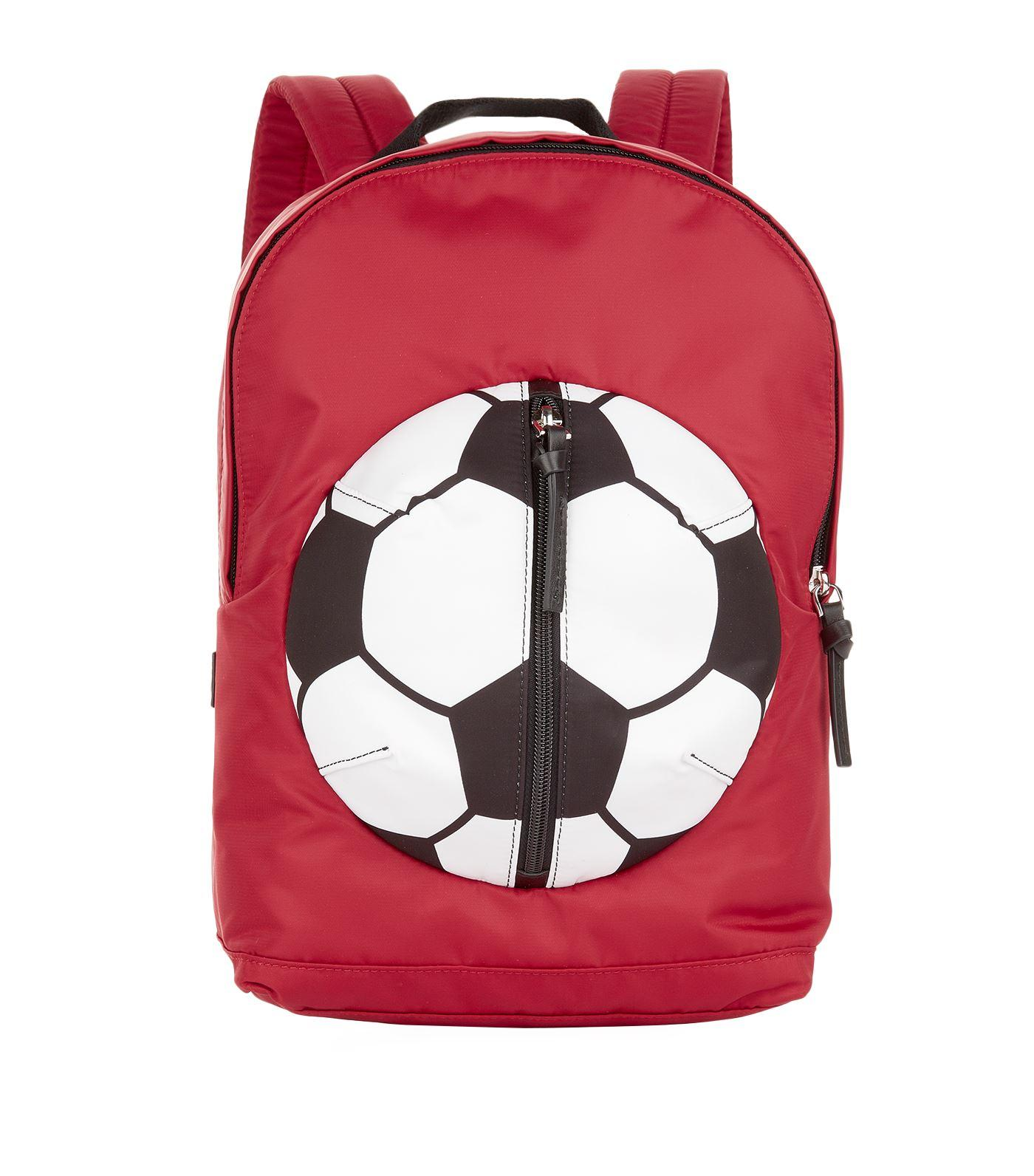 Dolce & Gabbana Football Backpack In Multi