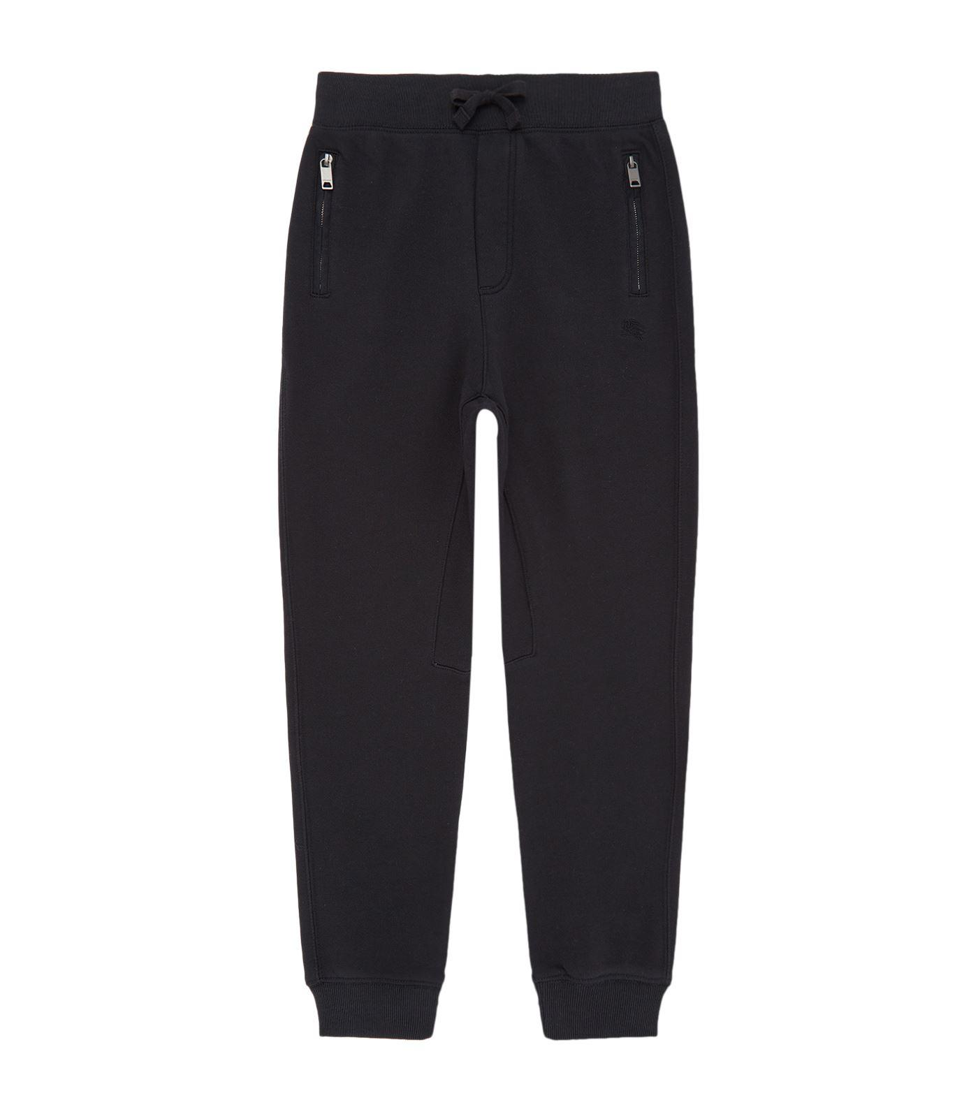 Burberry Phill Sweatpants 4 Years - 12 Years In Black