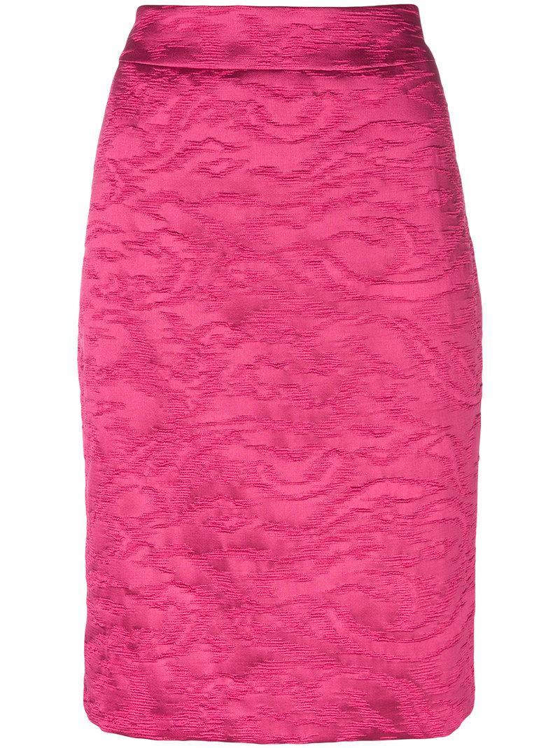 Armani Collezioni Pink & Purple