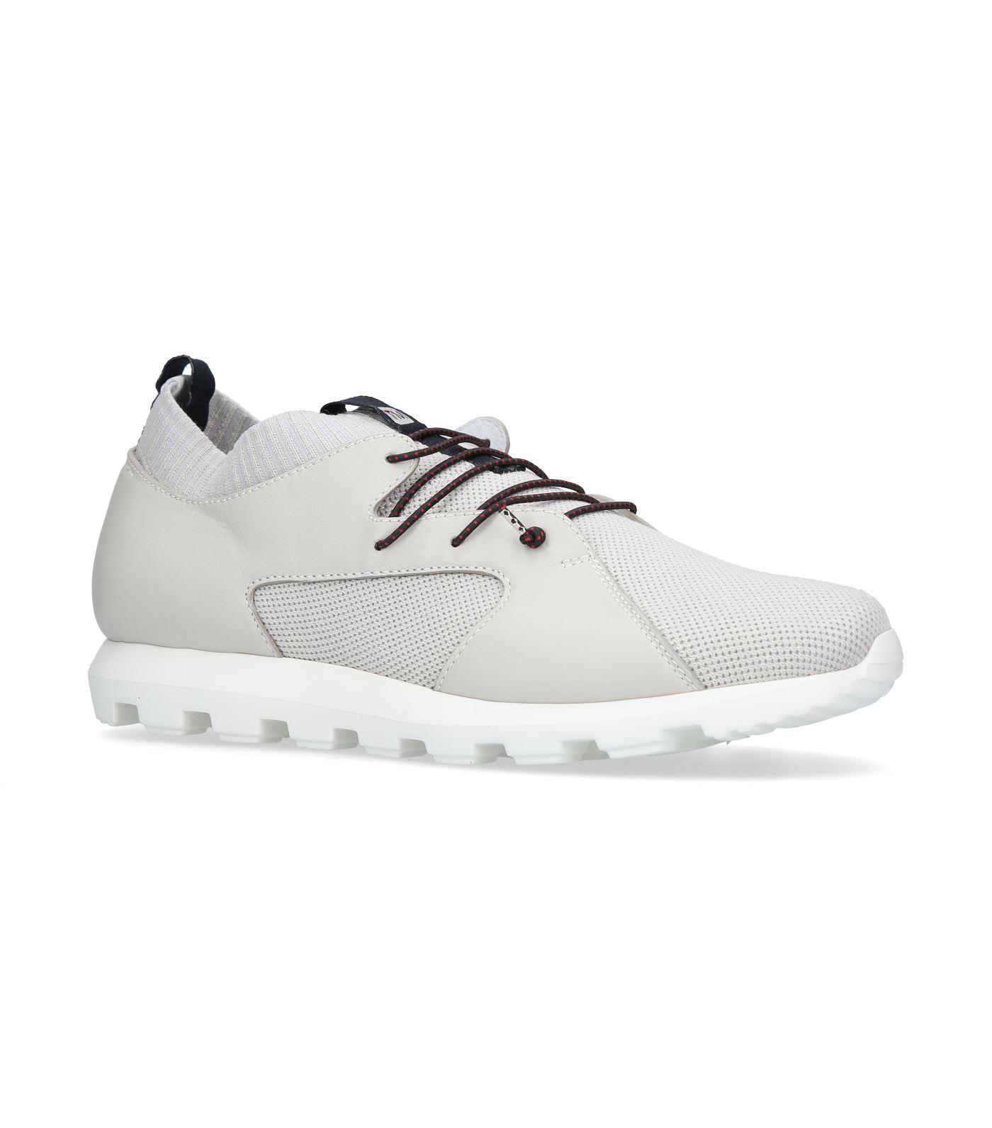 Ermenegildo Zegna Technomerino Lite Sneakers In Beige