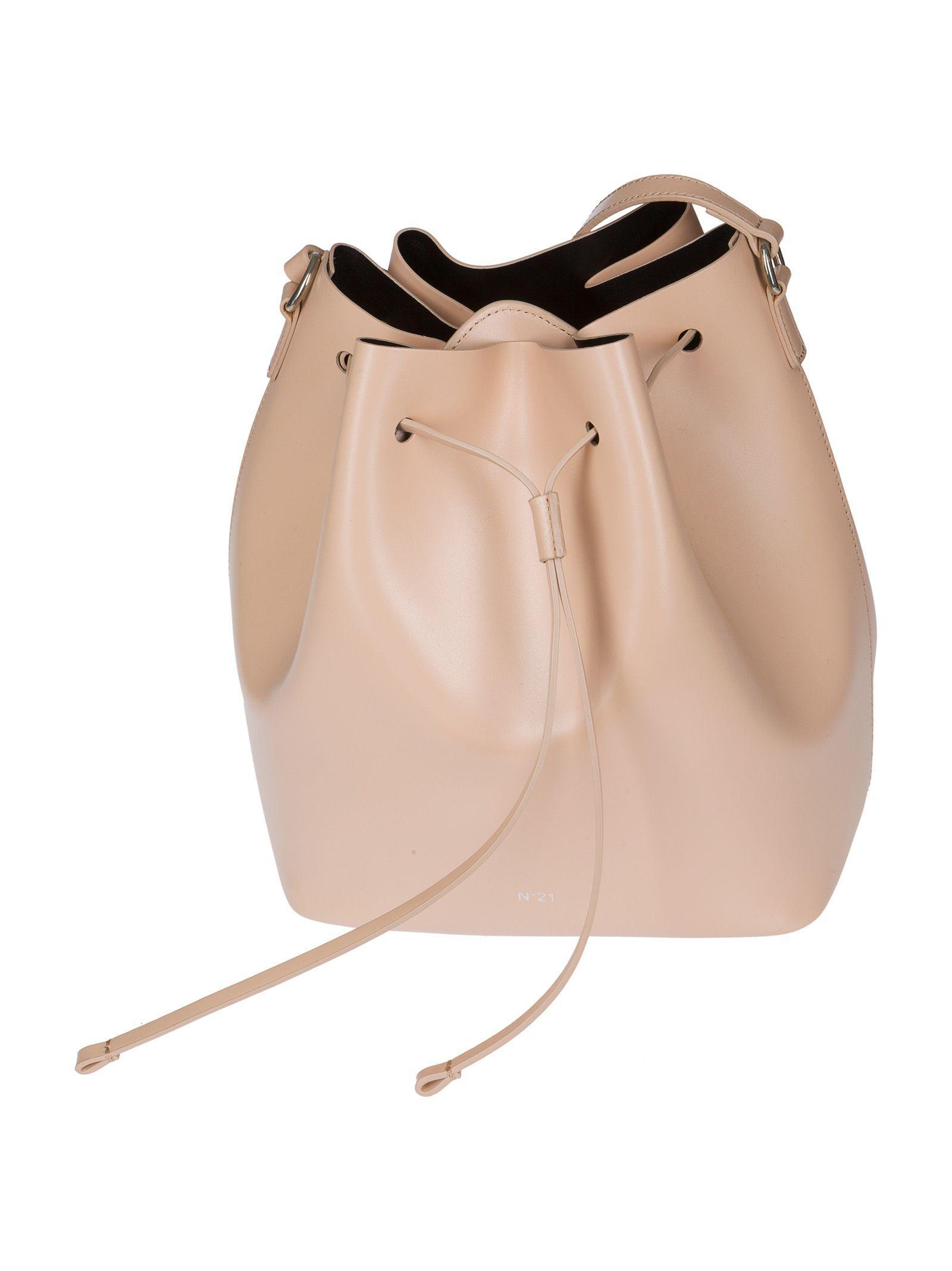 N°21 N 21 Drawstring Bucket Bag