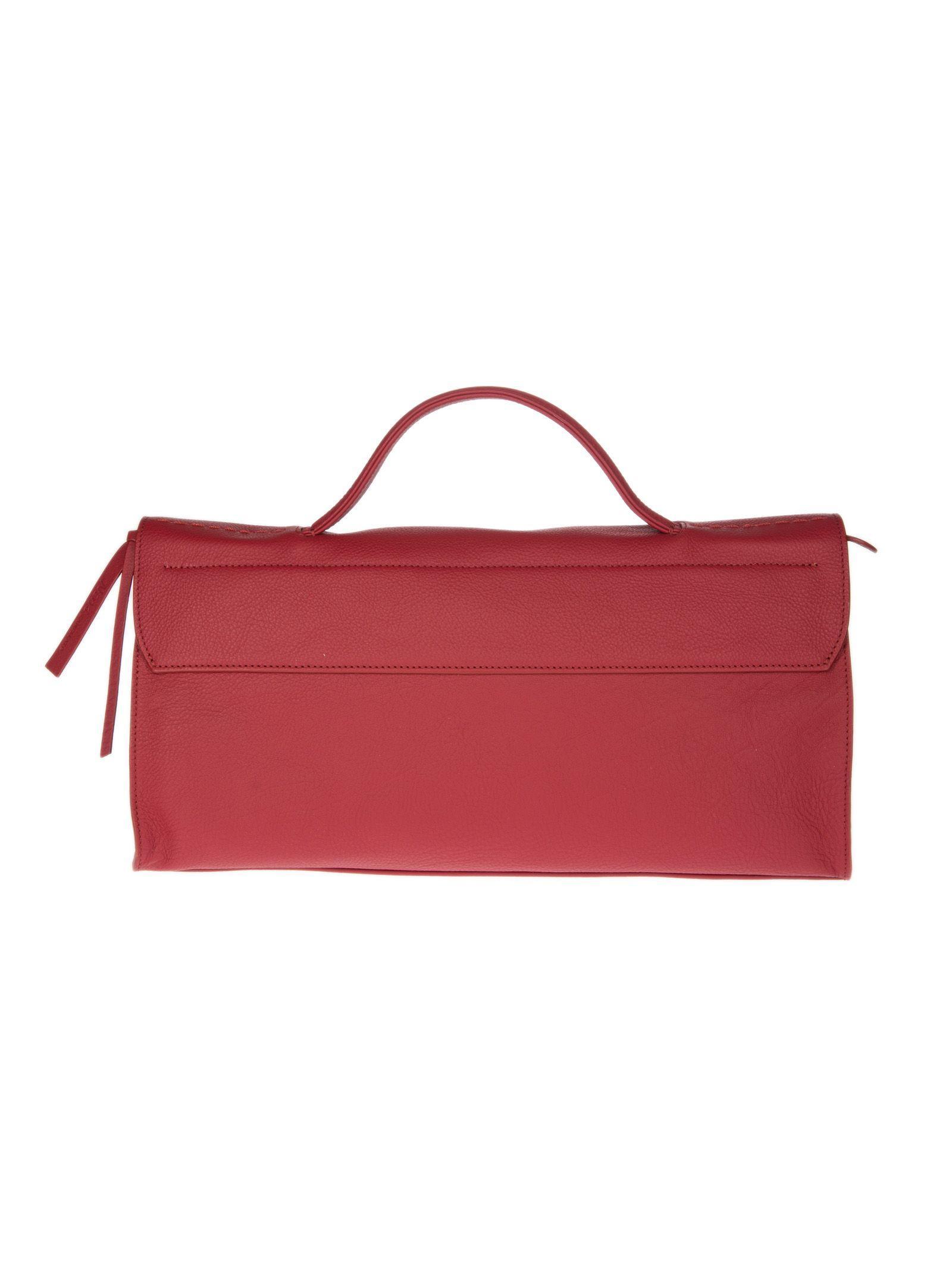 Zanellato Nina Tote In Red