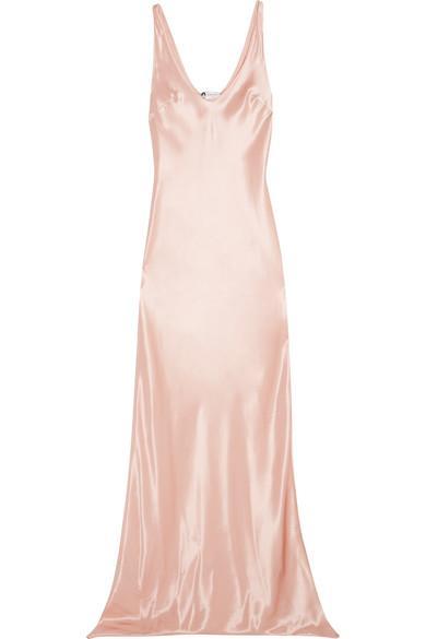Lanvin Satin Gown