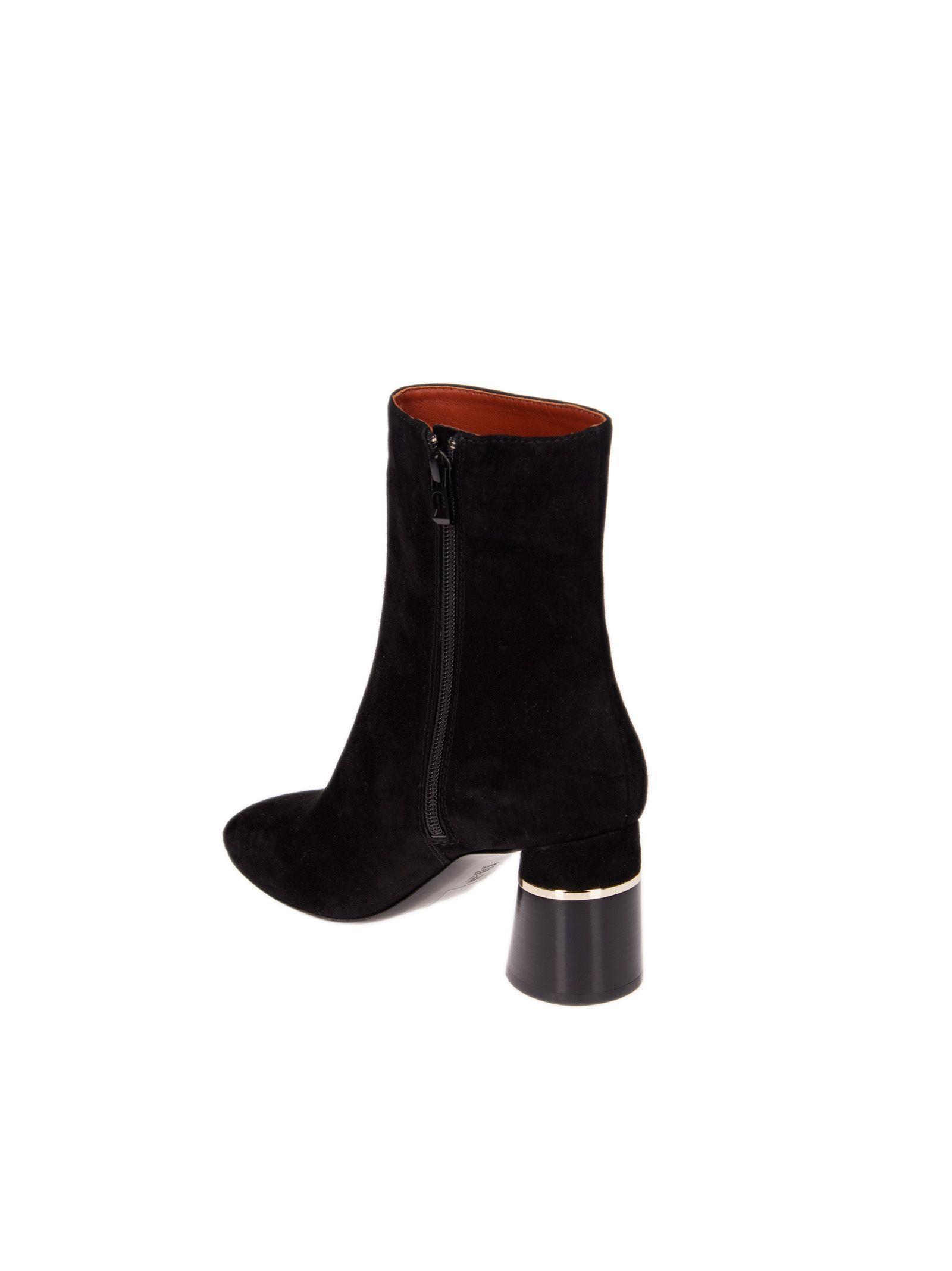 3.1 Phillip Lim Drum Boots In Black