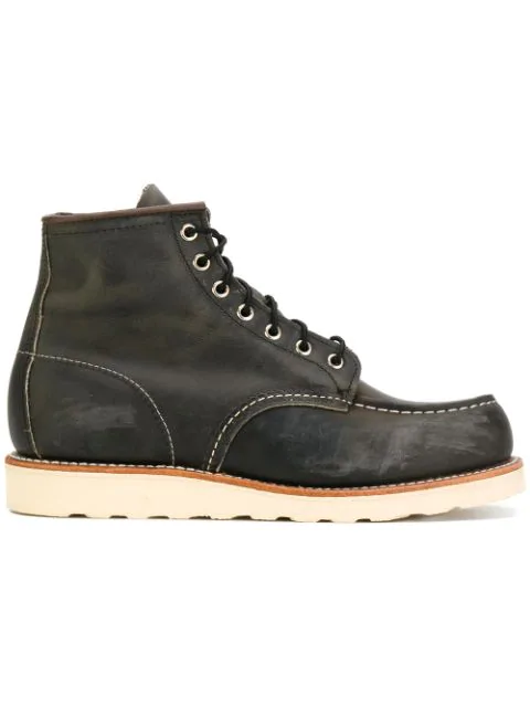 Red Wing Shoes Lace In Brown