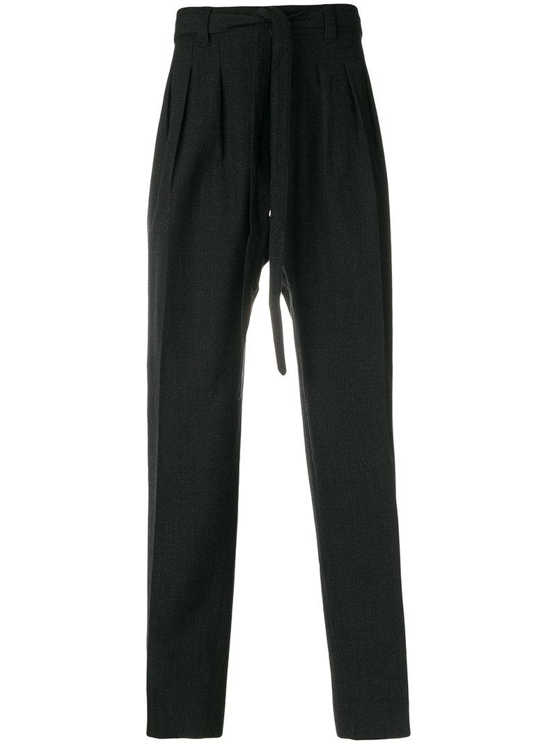 Visvim Loose-fit Belt Trousers