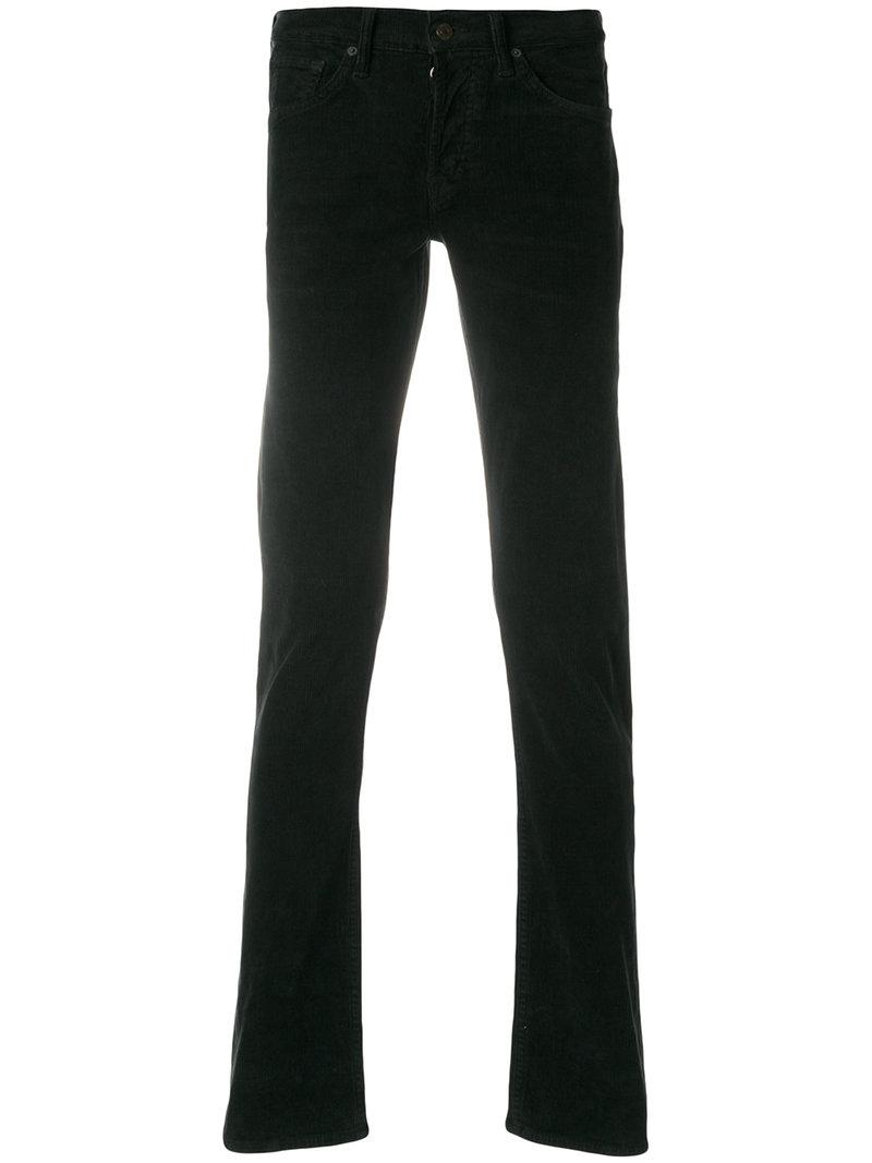 Tom Ford Slim Fit Corduroy Trousers