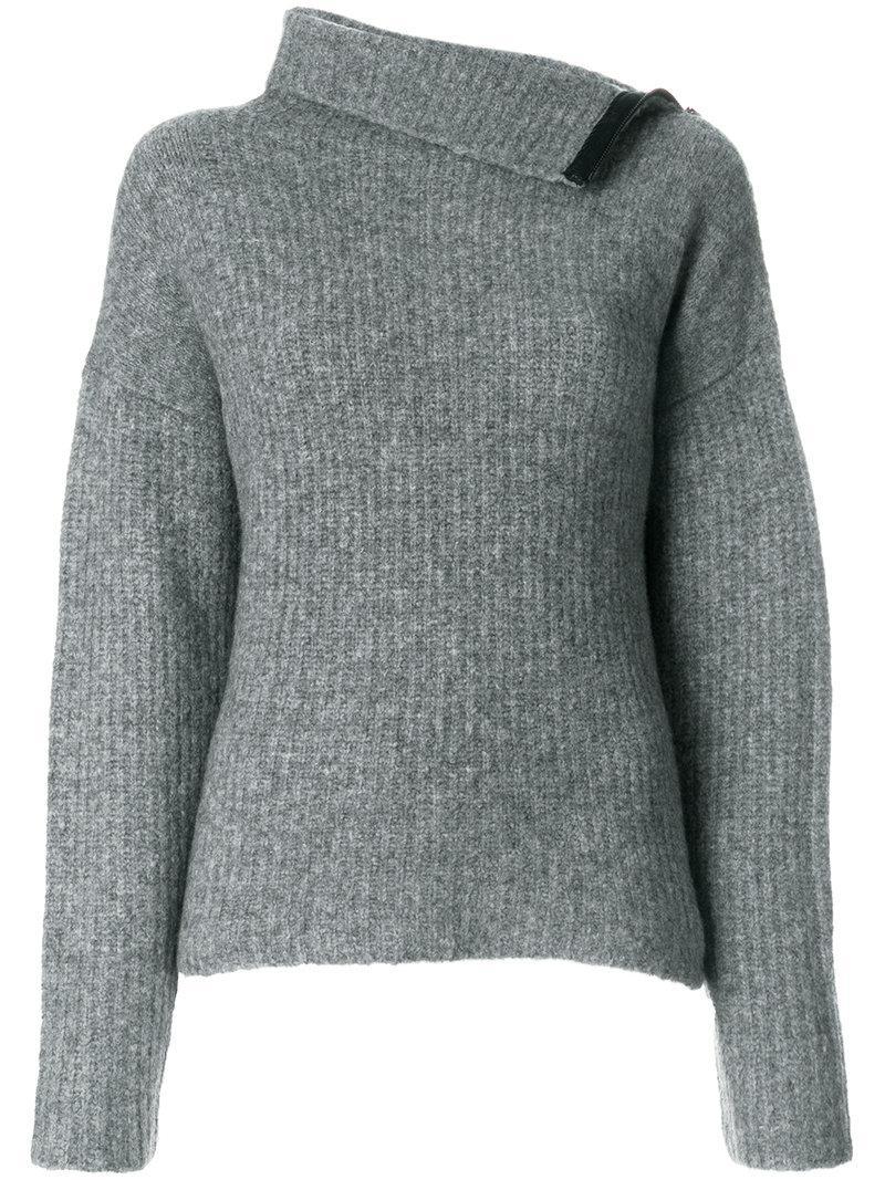 Rag & Bone Lyza Turtleneck Sweater