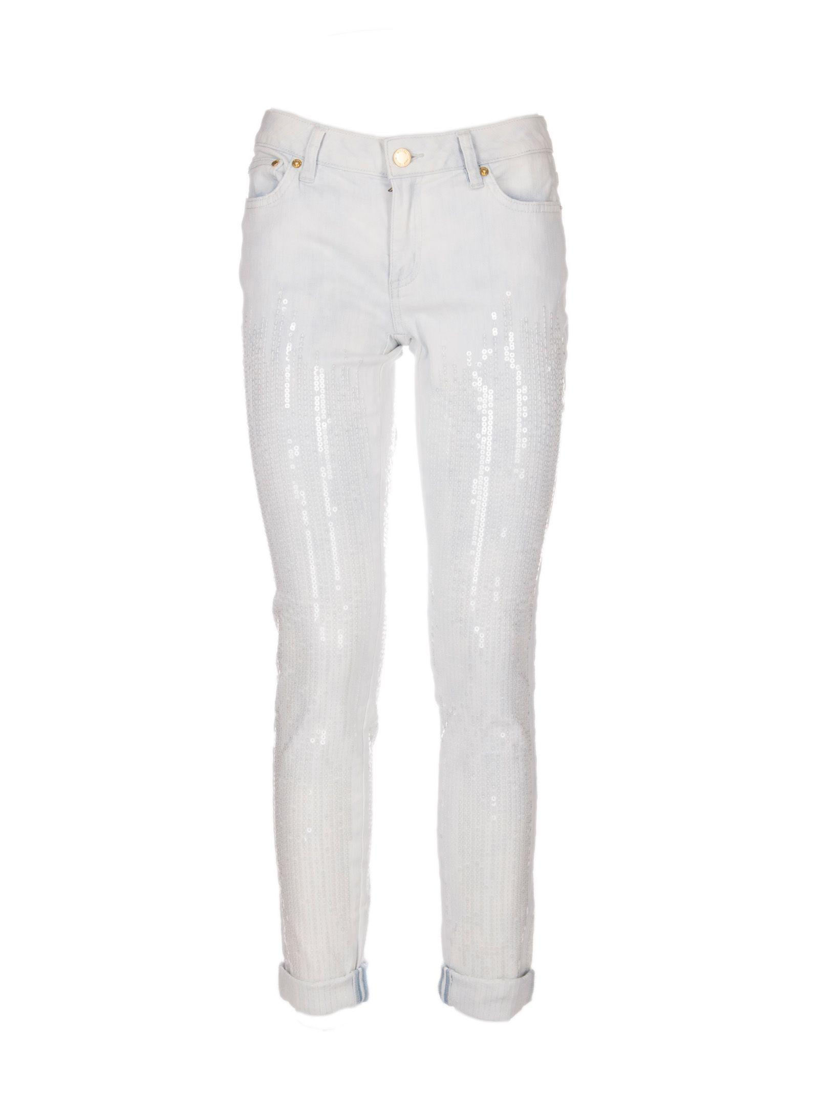 Michael Michael Kors Cropped Skinny Jeans