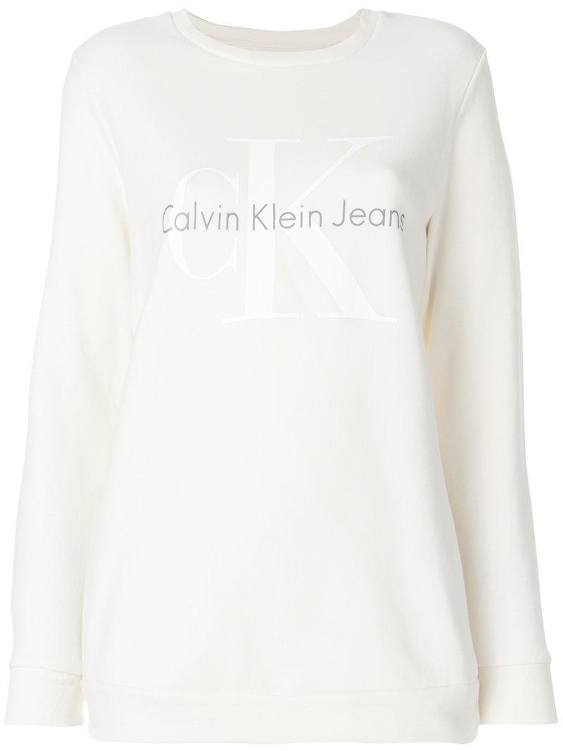 Calvin Klein Jeans Est.1978 White