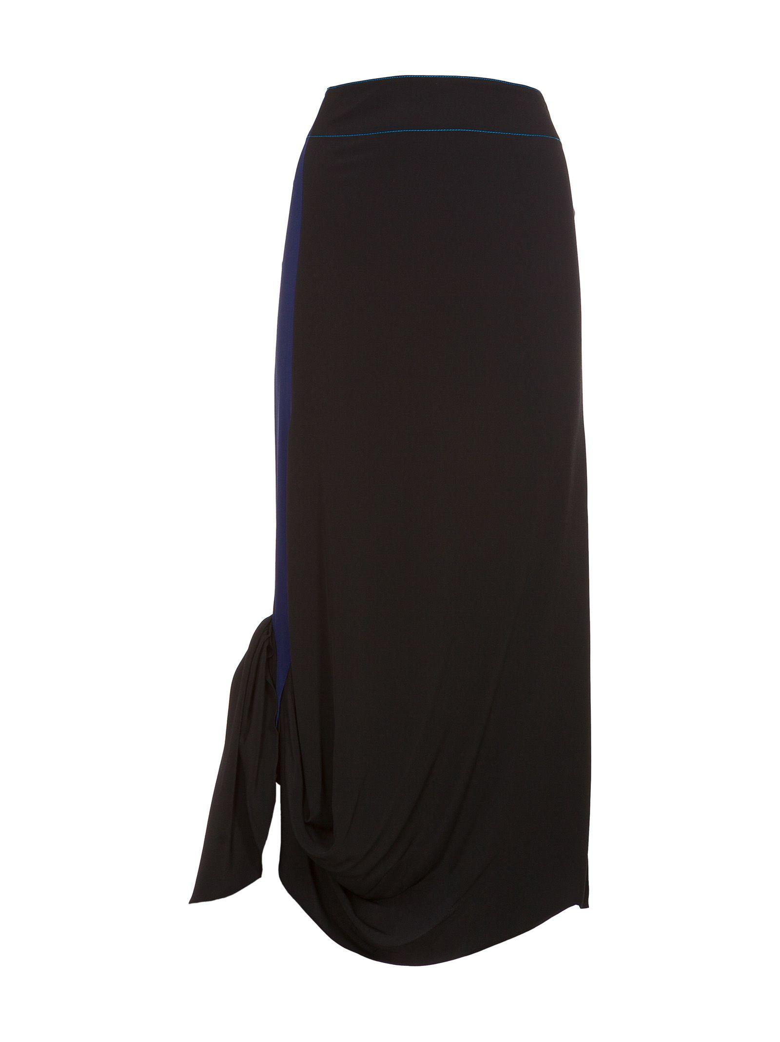Marni Long Skirt In Black