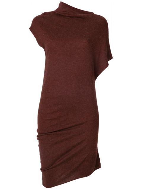 Etoile Isabel Marant Isabel Marant Étoile Asymmetrischer Pullover - Braun In Brown