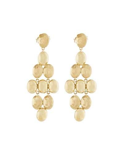 Marco Bicego Siviglia Rhombus-shaped Drop Earrings
