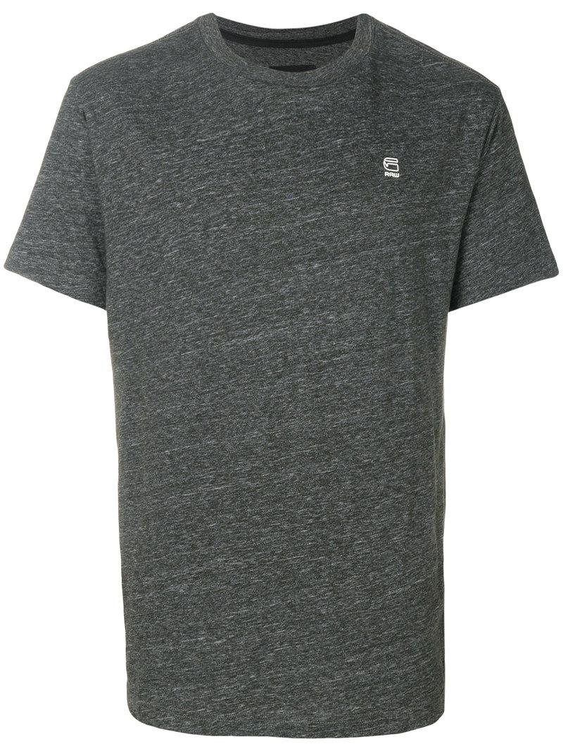 G-star Classic T-shirt With Embroidered Logo