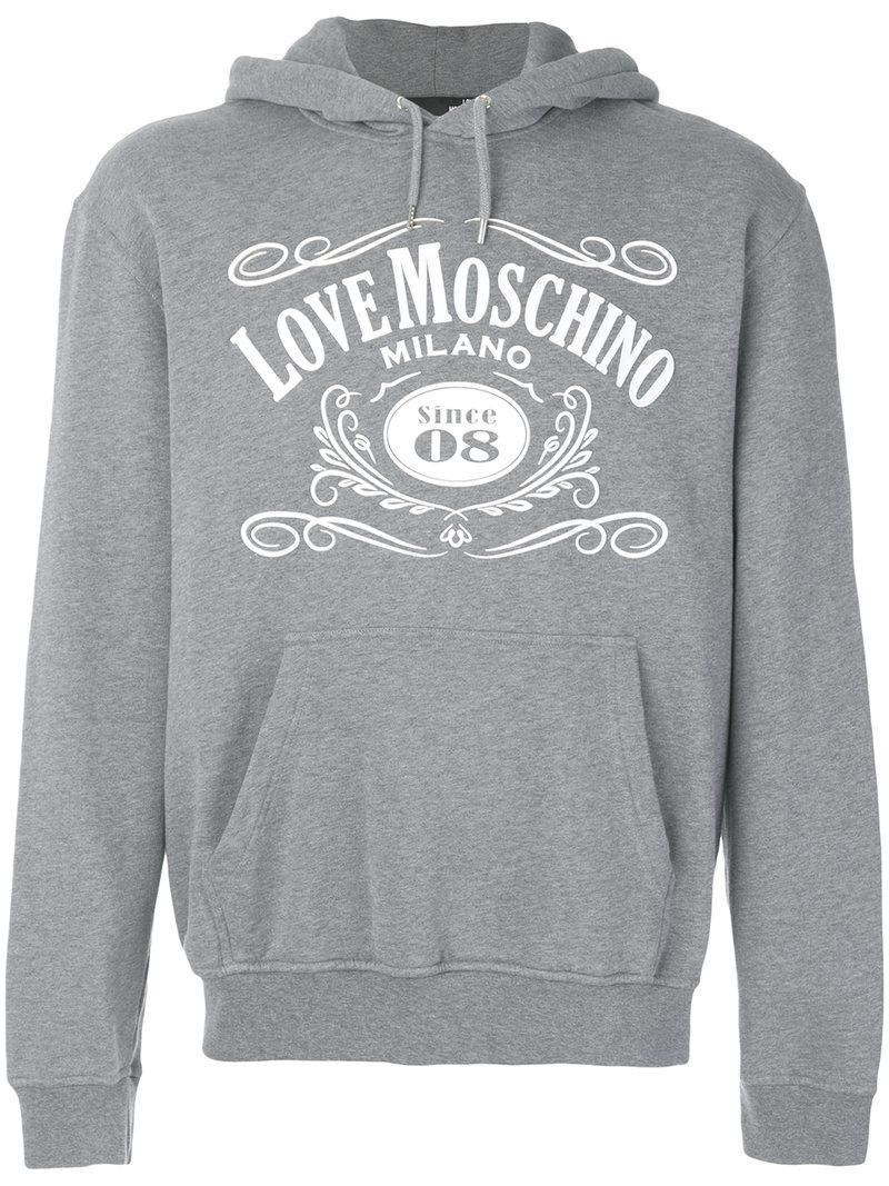 Love Moschino Grey