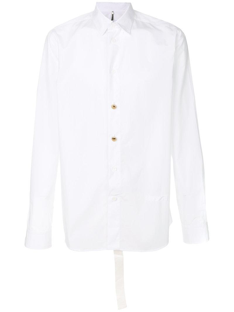 Oamc Button Up Shirt
