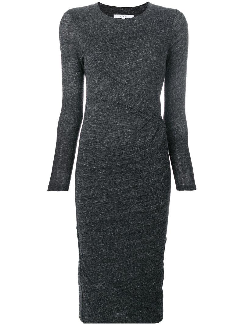 Iro Long Knit Dress