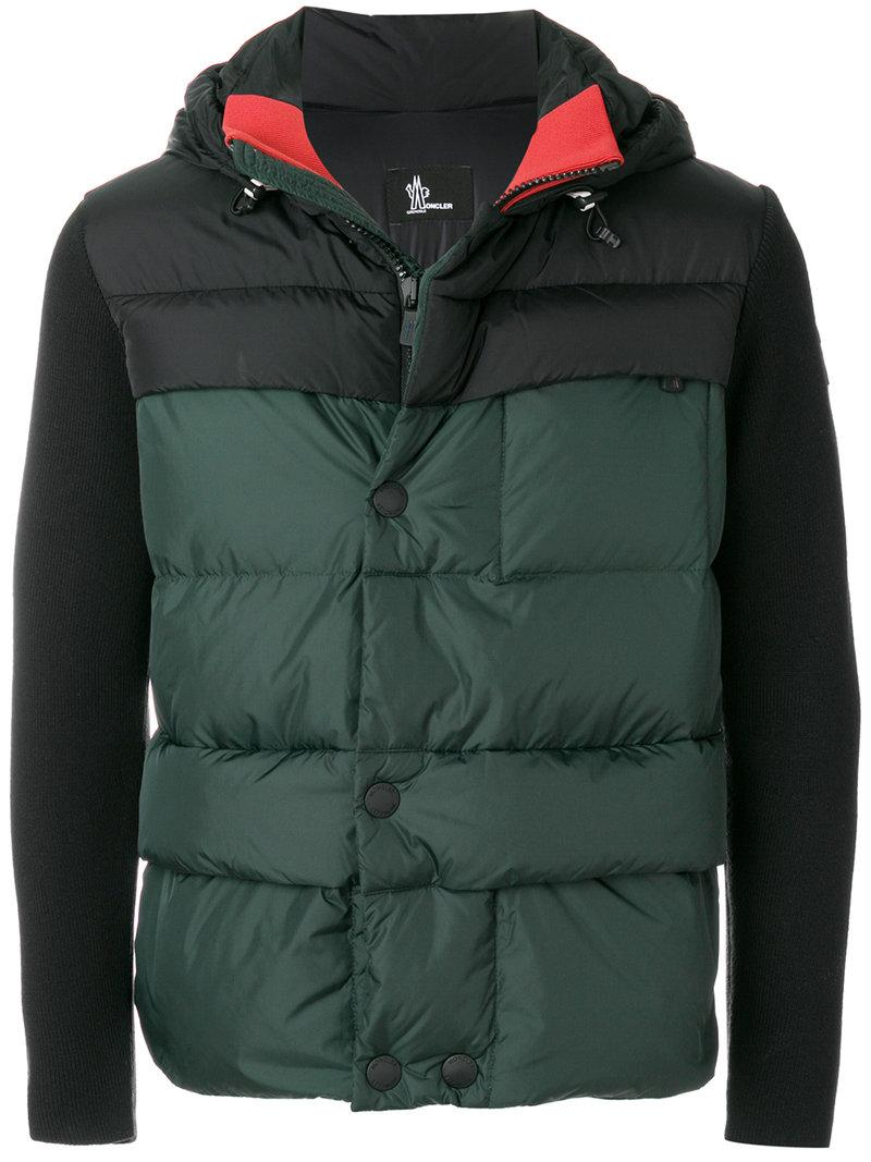 Moncler Grenoble Padded Jacket