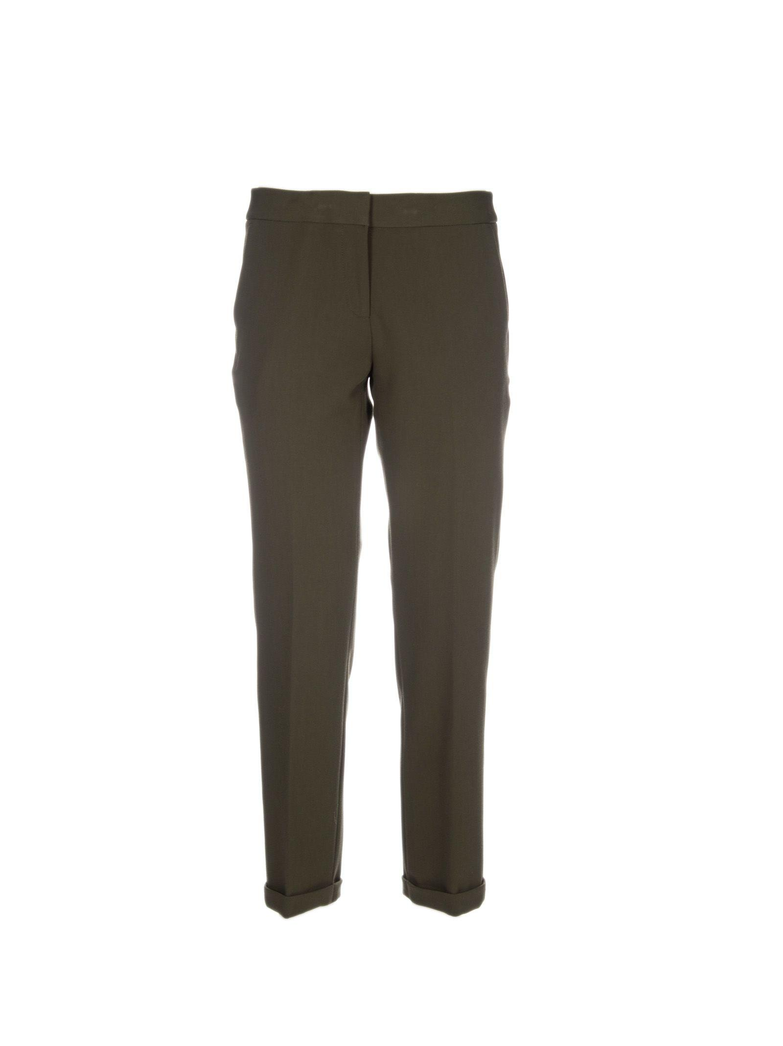 Michael Michael Kors Slim-fit Cropped Trousers