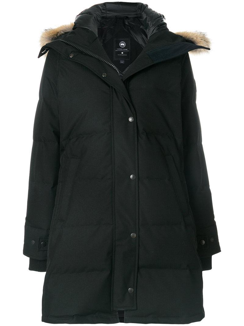 Canada Goose Long Sleeved Hooded Parka