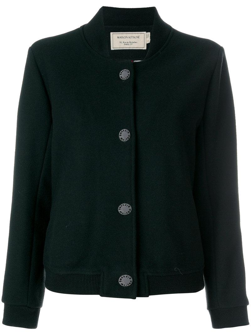 Maison KitsunÉ Soft Buttoned Jacket