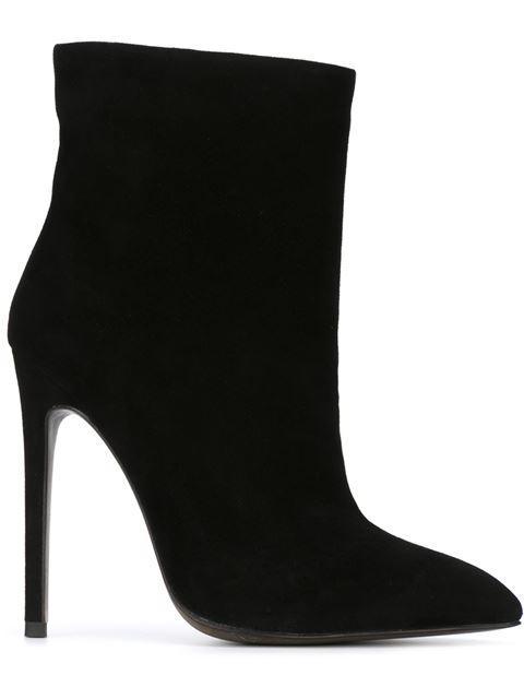 Gianni Renzi High Stiletto Heel Boots