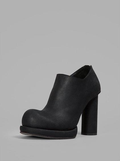 GÖran Horal Black Ankle Boots