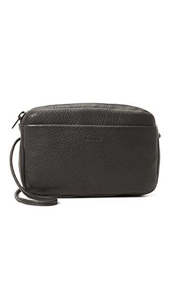 Baggu Mini Purse Bag In Black