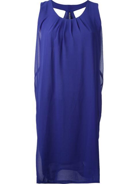 Minimarket Idoru Dress In Blue