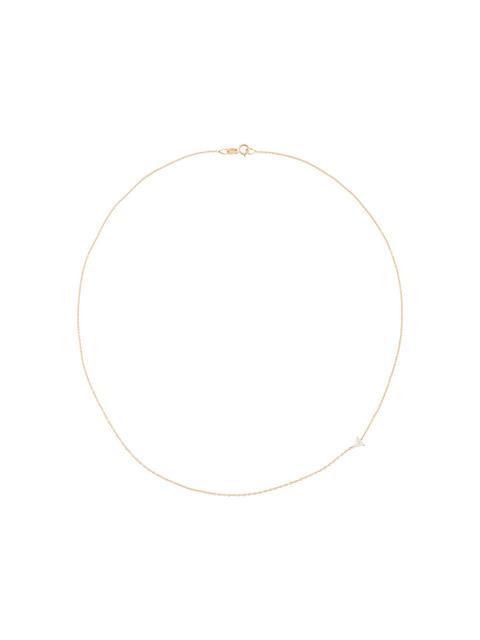 Lizzie Mandler Fine Jewelry 18kt Goldhalskette Mit Diamanten In Metallic