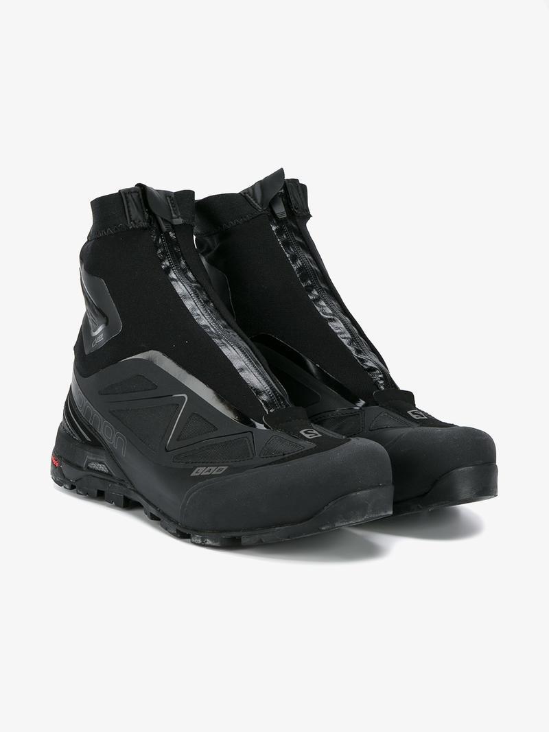 2901f5968854 Salomon S Lab X Alp Sneakers In Black
